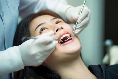full mouth reconstruction dentist